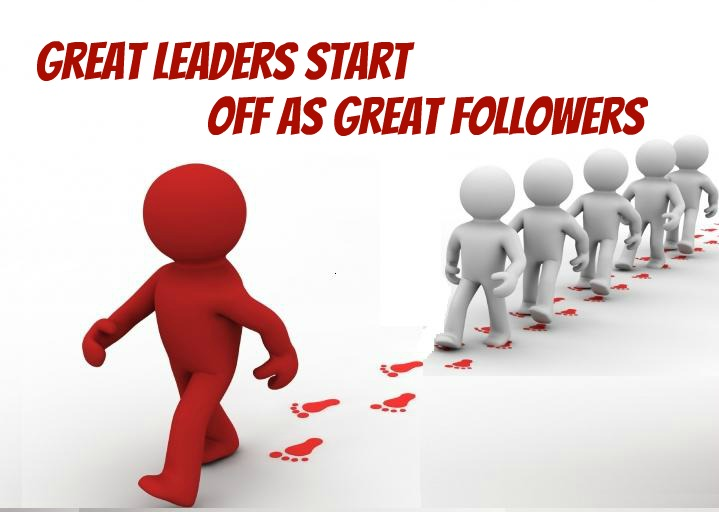 who is a great leader