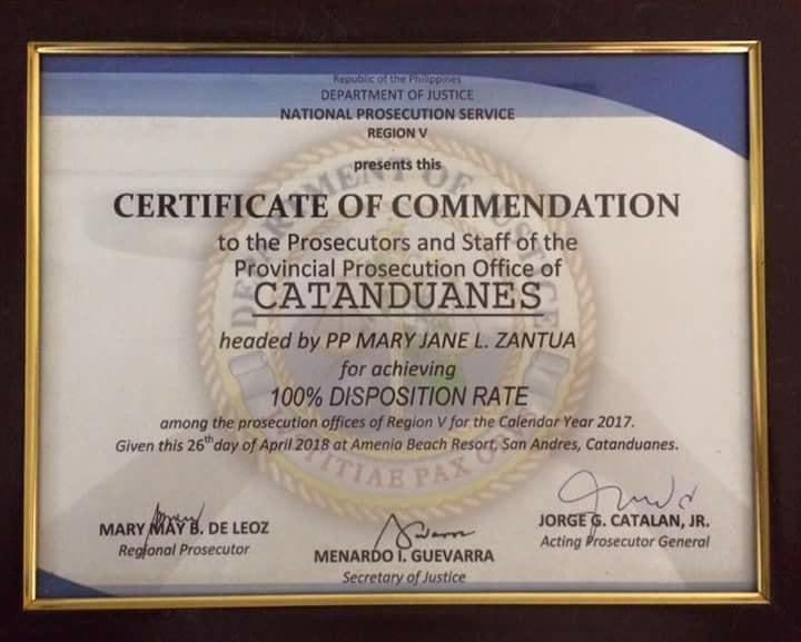 Bicol Prosecutors hold regional convention in Catanduanes – Bicol