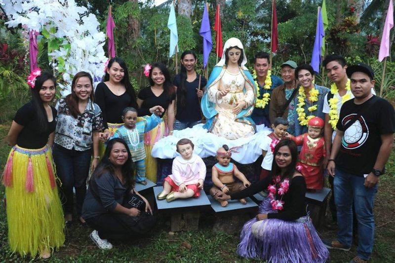 Shrine of the Holy innocents, bukas na sa publiko – Bicol